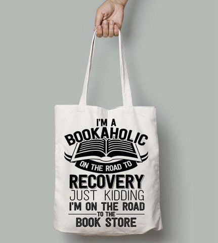 Bookaholic - Gifts For Reading Addicts