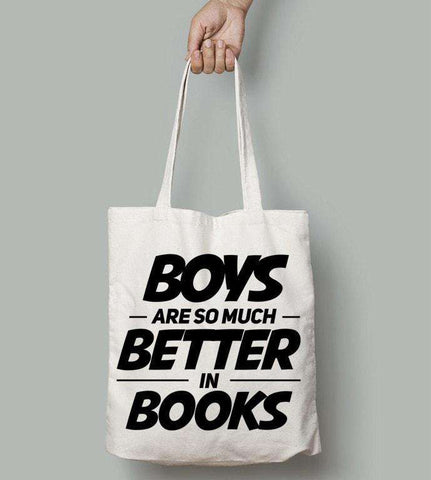 Boys In Books-For Reading Addicts