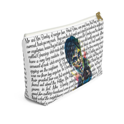 HP Book Page Accessory Pouch for book lovers - Gifts For Reading Addicts