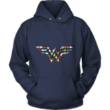 Wonder Women' Hoodie - Gifts For Reading Addicts