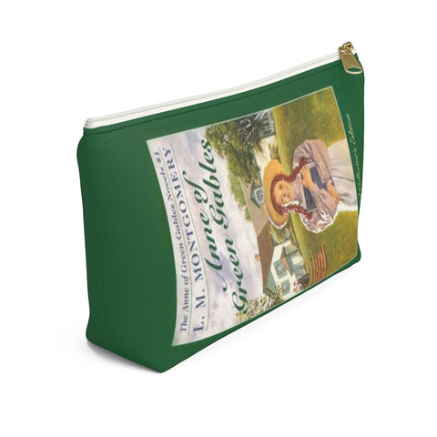 Anne Of green Gables Accessory Pouch for book lovers - Gifts For Reading Addicts