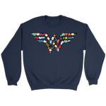 Wonder Women' Sweatshirt - Gifts For Reading Addicts