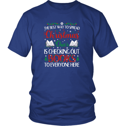 """Christmas Cheer"" Unisex T-Shirt"