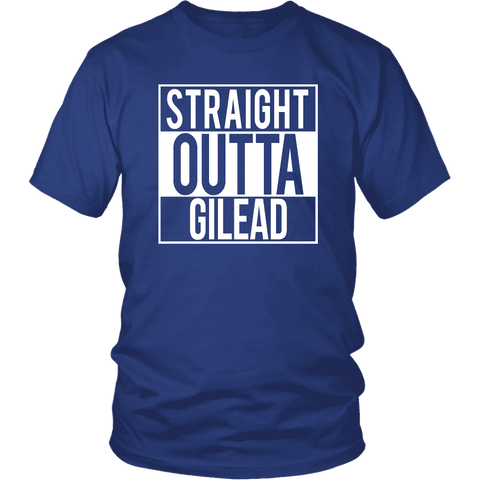 """Straight outta gilead"" Unisex T-Shirt"