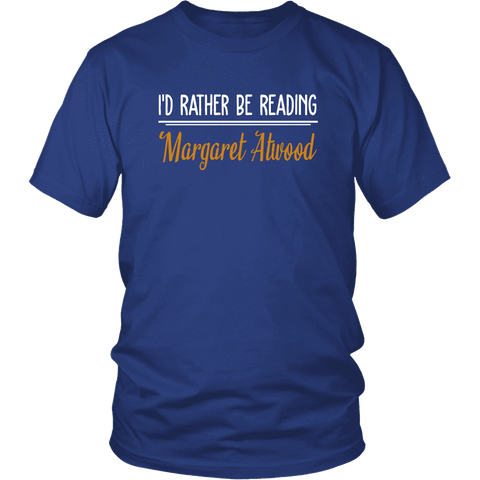 """I'd Rather Be reading MA"" Unisex T-Shirt"