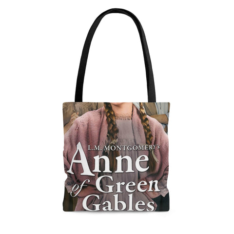 Anne Of Green Gables Book Cover Tote Bag - Gifts For Reading Addicts
