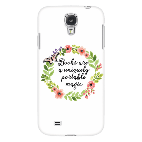 """Portable Magic""phone case white - Gifts For Reading Addicts"