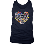 """I am a bookaholic"" Men's Tank Top - Gifts For Reading Addicts"