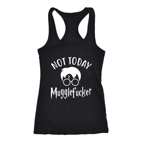 """Not Today"" Women's Tank Top - Gifts For Reading Addicts"