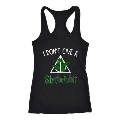 """i Don't Give A Slythershit"" Women's Tank Top"
