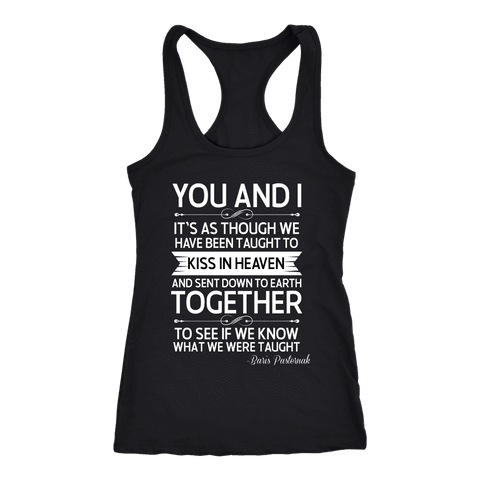 """You and i"" Women's Tank Top"