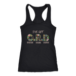 """I've Got O.R.D"" Women's Tank Top - Gifts For Reading Addicts"