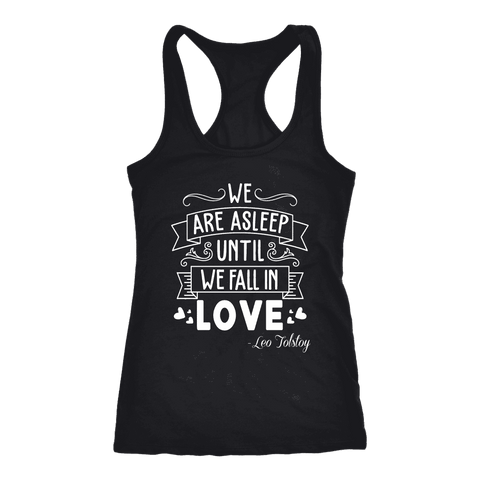 """We fall in love"" Women's Tank Top"