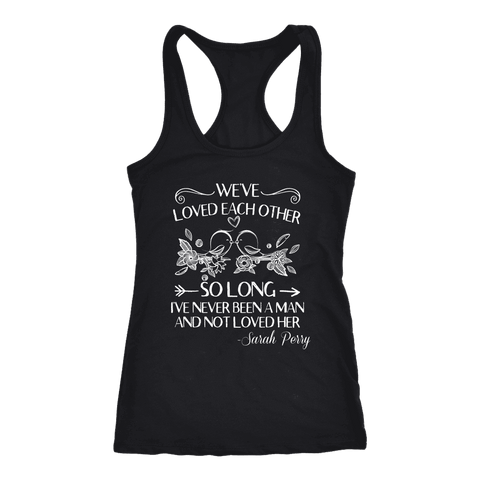 """We've loved each other"" Women's Tank Top"