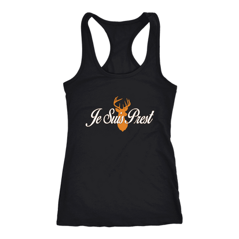 """Je Suis Prest"" Women's Tank Top"