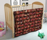 Book shelf Bookish Quilt - Gifts For Reading Addicts