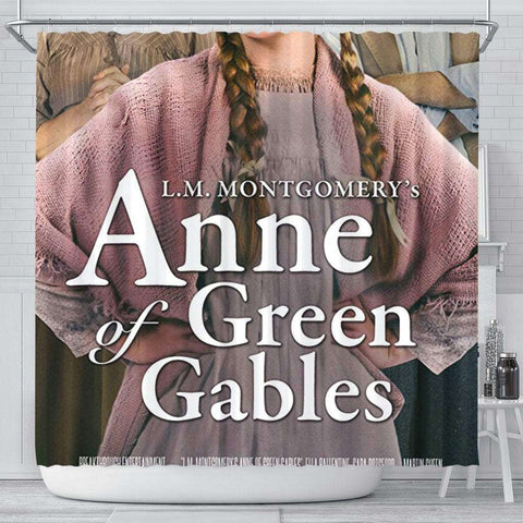 Anne Of Green Gables Curtain - Gifts For Reading Addicts