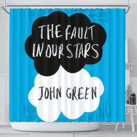 The Fault In Our Stars Curtain - Gifts For Reading Addicts