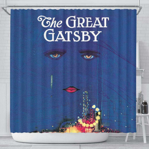 The Great Gatsby Curtain - Gifts For Reading Addicts