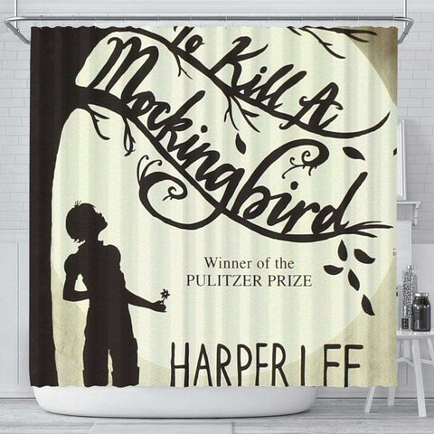 To Kill A Mockingbird Curtain - Gifts For Reading Addicts