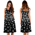 Black Bookish Midi-Dress - Gifts For Reading Addicts