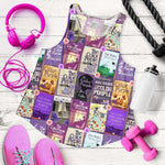 The Color Purple Book Covers Women's Tank - Gifts For Reading Addicts