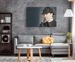 Sherlock Holmes Canvas Art Piece - Gifts For Reading Addicts
