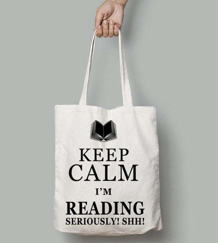 Keep Calm.. Seriously-For Reading Addicts