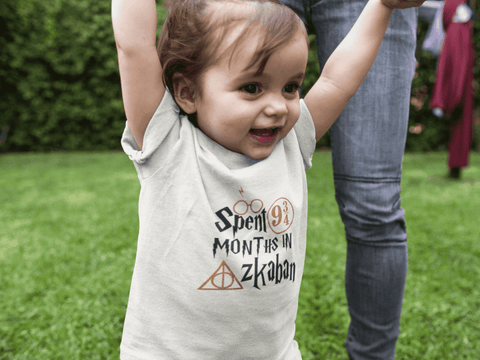 """Spent 9 Months In Azkaban""Toddler T-Shirt"