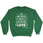 """We fall in love"" Sweatshirt - Gifts For Reading Addicts"