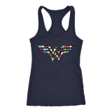 Wonder Women' Women's Tank Top - Gifts For Reading Addicts