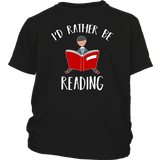 """I otter be reading""YOUTH SHIRT"