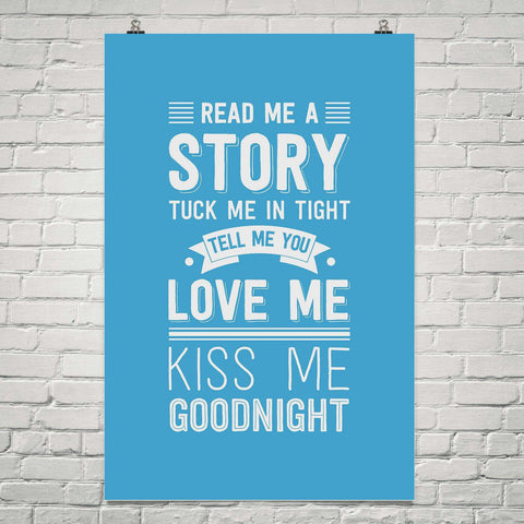 Read Me A Story.. - Gifts For Reading Addicts