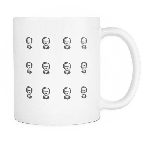 Poe-ka Dot Mug-For Reading Addicts
