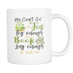 Tea & books mug - Gifts For Reading Addicts