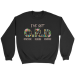 """I've Got O.R.D"" Sweatshirt - Gifts For Reading Addicts"