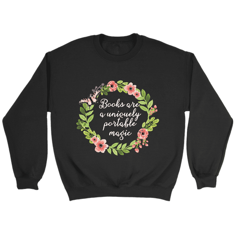 """Portable magic"" Sweatshirt"