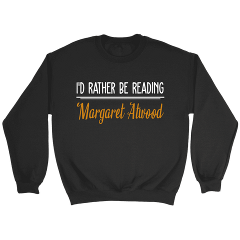 """I'd Rather Be reading MA"" Sweatshirt"
