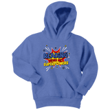 """Reading gives me""YOUTH HOODIE - Gifts For Reading Addicts"