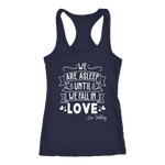 """We fall in love"" Women's Tank Top - Gifts For Reading Addicts"