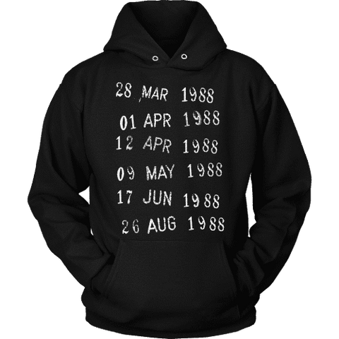 Library Stamp Hoodie - Gifts For Reading Addicts
