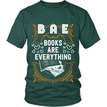 BAE, Books Are Everything Unisex T-shirt - Gifts For Reading Addicts