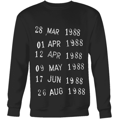 Library Stamp Sweatshirt - Gifts For Reading Addicts