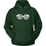 Book Nerd Hoodie-For Reading Addicts
