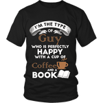 I'm a Coffee Guy - Gifts For Reading Addicts