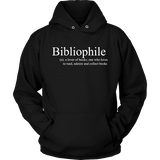 Bibliophile Hoodie-For Reading Addicts