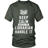 Let the Librarian Handle it-For Reading Addicts