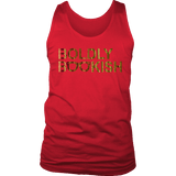 Boldly bookish Mens Tank-For Reading Addicts