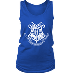 The Hogwarts Crest Womens Tank - Gifts For Reading Addicts