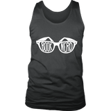 Book Nerd Mens Tank Top - Gifts For Reading Addicts